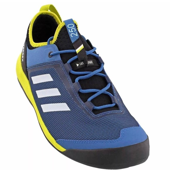 super cute 50% off cheap for discount Adidas Terrex Swift Solo Men's Shoes NWT